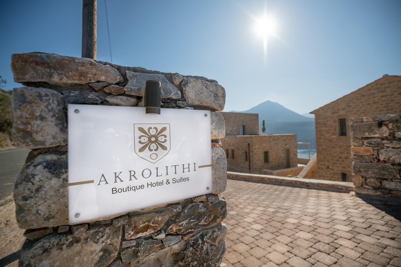 Φωτογράφηση επαγγελματικού χώρου στην ανατολική Μάνη – Akrolithi Boutique Hotel & Suites